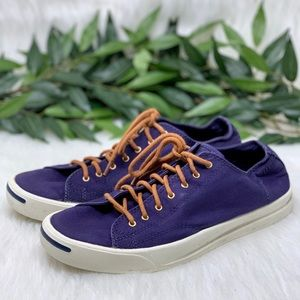 Jack Purcell x Converse Navy Low Top Sneaker 9.5
